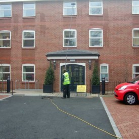 Reach and Wash window cleaning Bristol