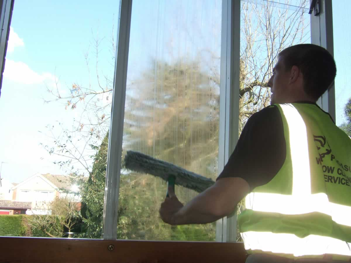 Pegasus window cleaning - Bristol Window Cleaner